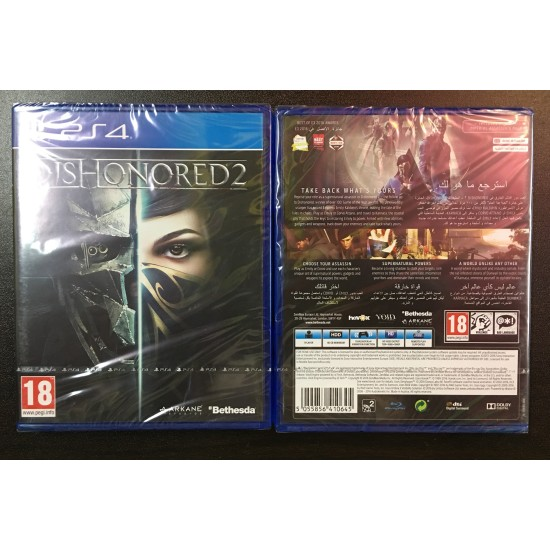 Dishonored 2 | PS4