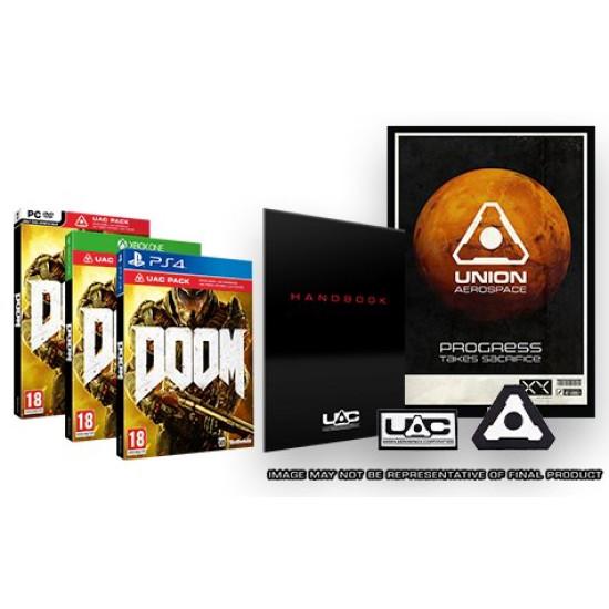 Doom - UAC Pack Edition   PS4