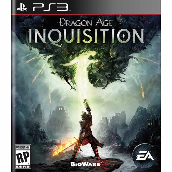 Dragon Age Inquisition / PS3 ( Region - 2 UK )