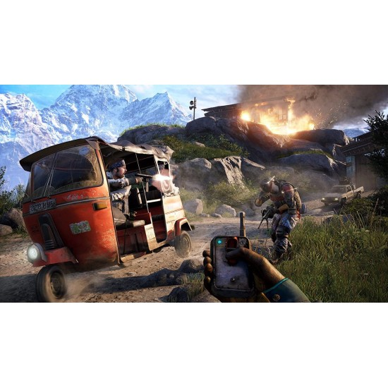 Far Cry Primal + Far Cry 4 - Double Pack - PlayStation 4