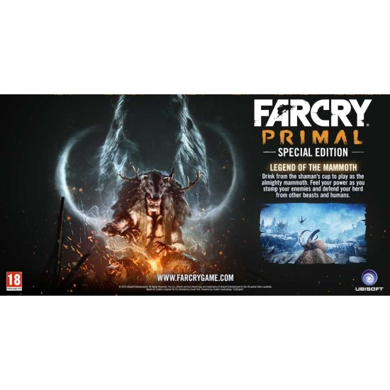 Far Cry Primal - Special Edition | PC Disc