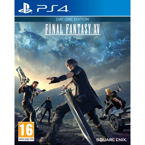 Final Fantasy XV - Day One Edition | PS4