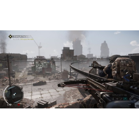 Homefront The Revolution - Arabic Edition - Used Like New | PS4