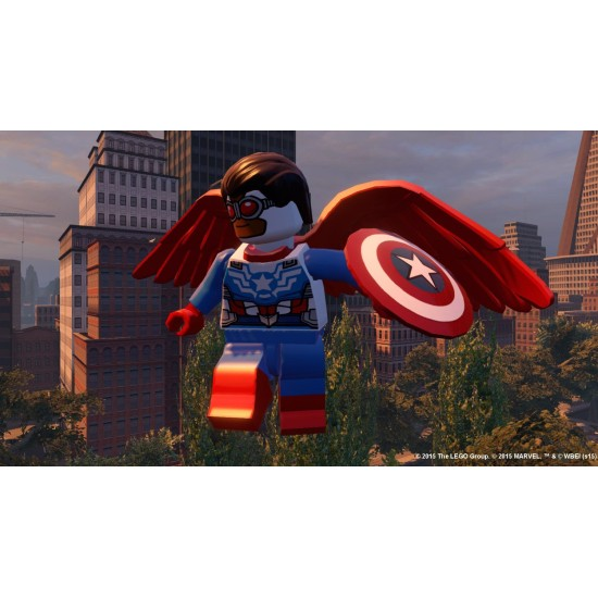 LEGO Marvels Avengers | PS Vita