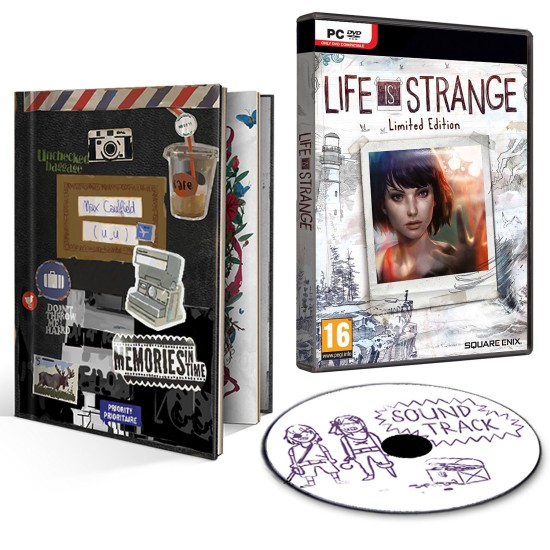Life is Strange Limited Edition | PC Disc