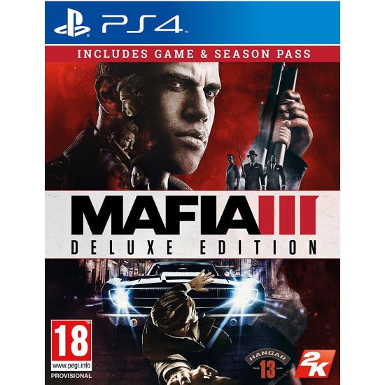 Mafia III - Deluxe Edition | PS4