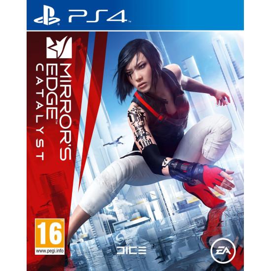 Mirrors Edge Catalyst - PlayStation4