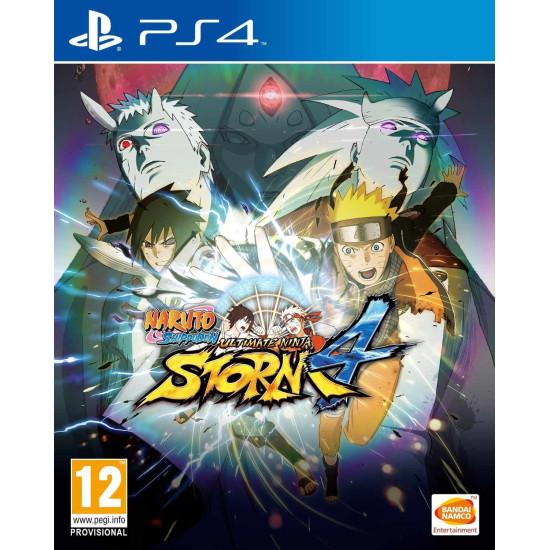 Naruto Shippuden: Ultimate Ninja Storm 4 | PS4