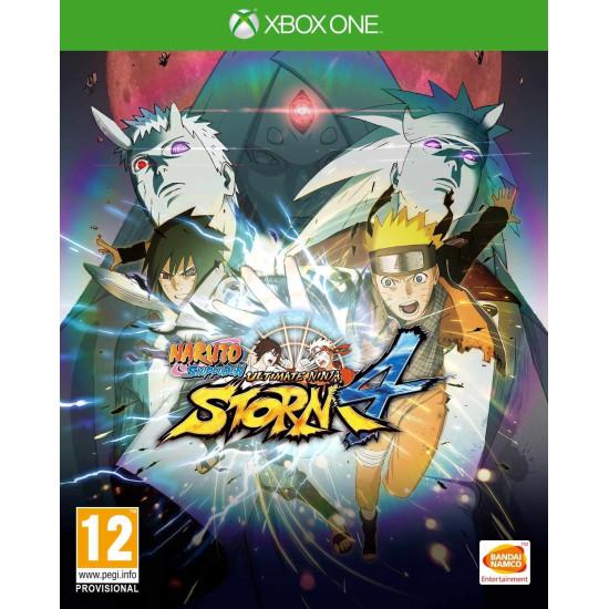 Naruto Shippuden: Ultimate Ninja Storm 4 | XB1