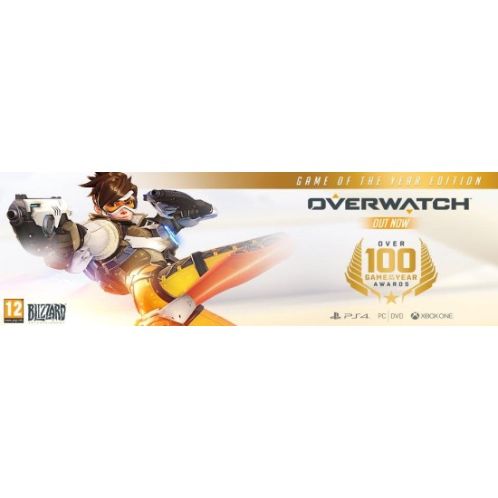 Overwatch Game of the Year Edition | PS4