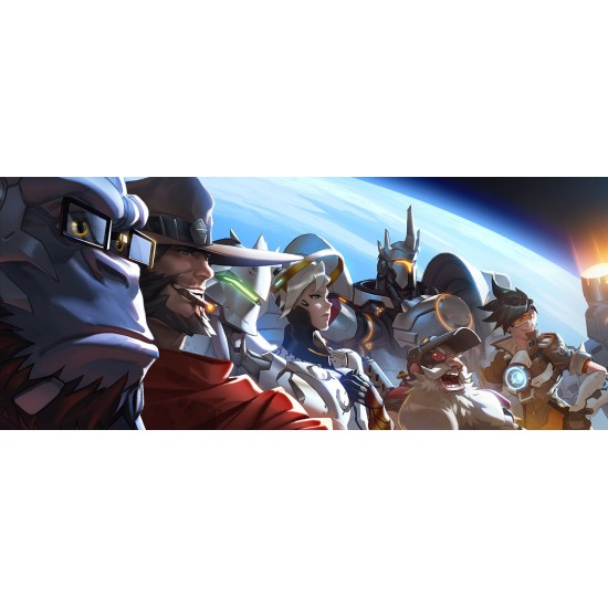 Overwatch Origins Edition |  PC CD Key for Battle.net