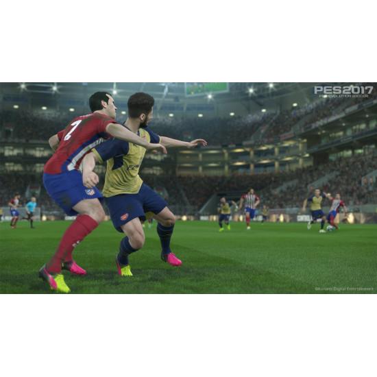 Pro Evolution Soccer - PES 2017 | PS3