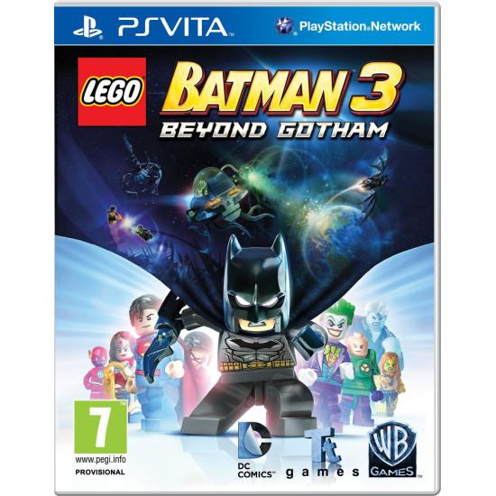 LEGO Batman 3 Beyond Gotham | PSVita