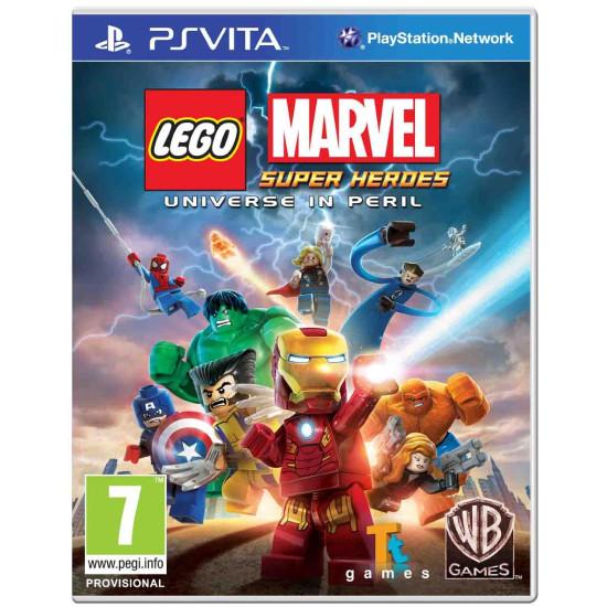 Lego marvel superheroes | PSVita
