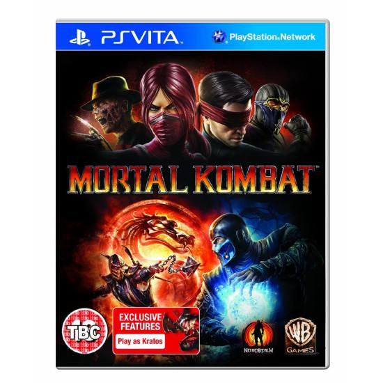 Mortal Kombat | PSVita