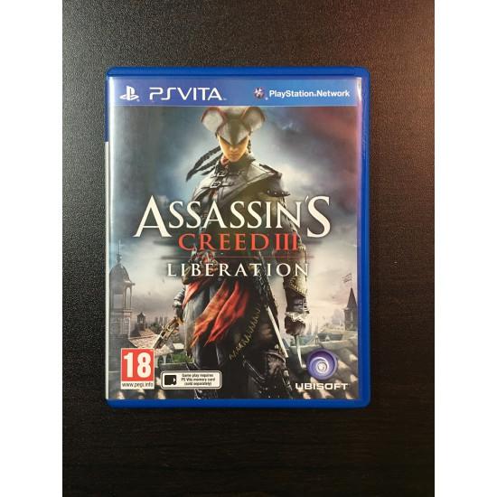 Assassins Creed III: Liberation Pre-Owned | PSVita