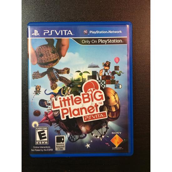 Little Big Planet Pre-Owned   PSVita