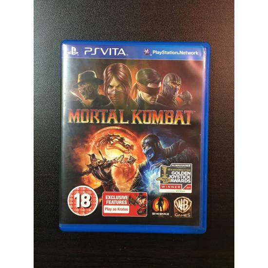 Mortal Kombat Pre-Owned | PSVita