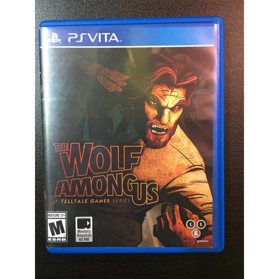 Wolf Among Us Pre-Owned | PSVita