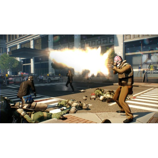 Payday 2 Crimewave Edition | PS4