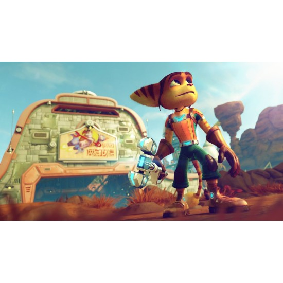 Ratchet and Clank - Used Like New | PS4