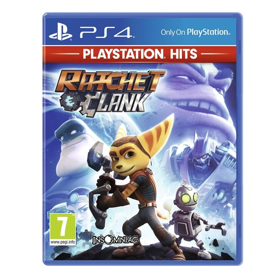 Ratchet and Clank - PlayStation Hits | PS4