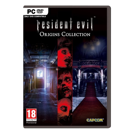 Resident Evil Origins Collection | PC Disc