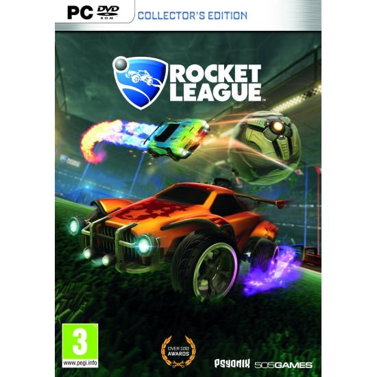 Rocket League - Collectors Edition | PC Disc