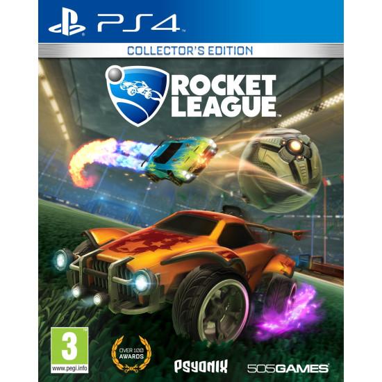 Rocket League - Collectors Edition - PlayStation 4