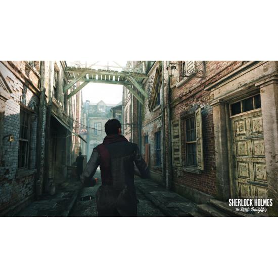 Sherlock Holmes The Devils Daughter | PS4