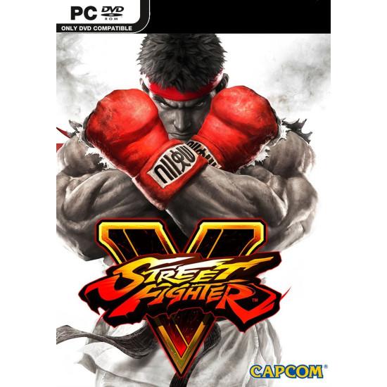 Street Fighter V - Arabic Sub | PC Disc
