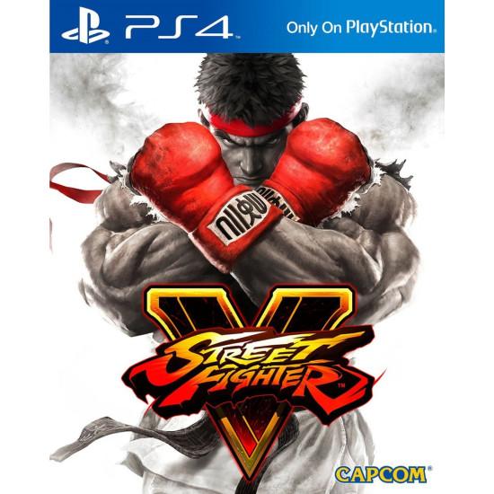 Street Fighter V | PS4