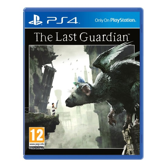 The Last Guardian - Arabic Version | PS4