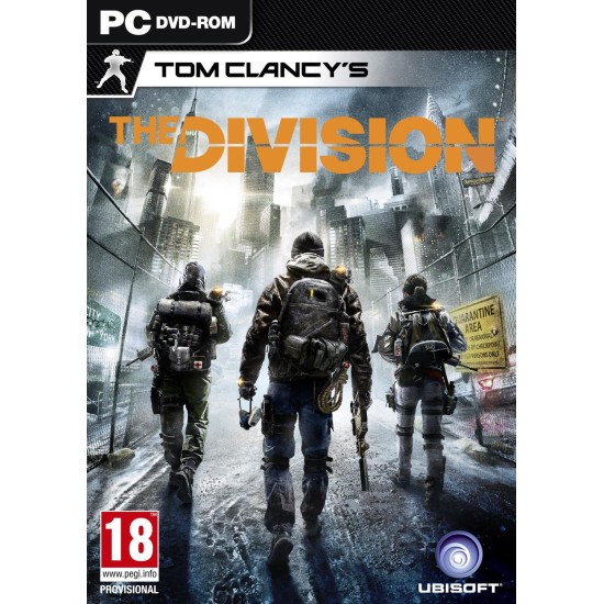 Tom Clancys The Division | PC Disc