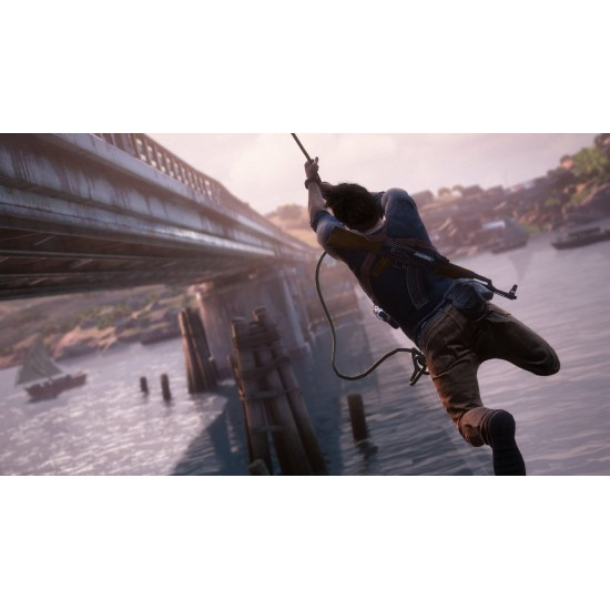 Uncharted 4: A Thiefs End | PS4