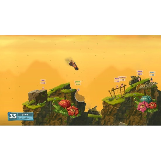 Worms W.M.D All Stars Day One Edition | PS4