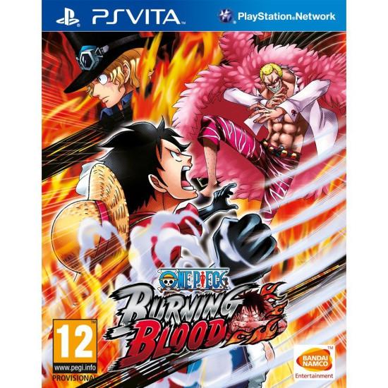 One Piece Burning Blood | PSVita