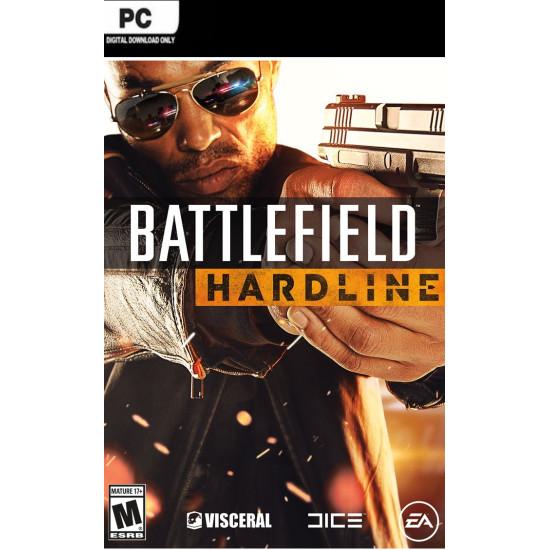 Battlefield Hardline - PC Origin Digital Code