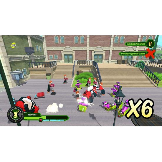 Ben 10 - PlayStation 4