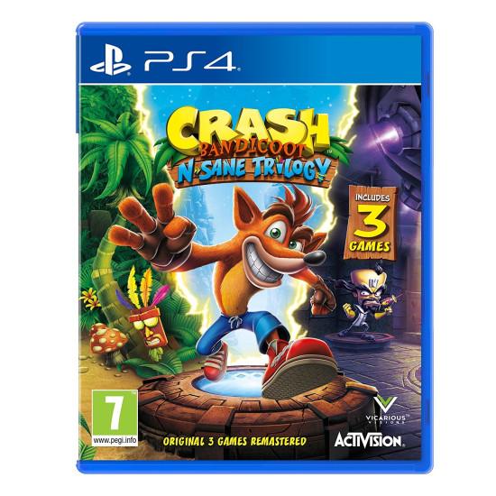 Crash Bandicoot N. Sane Trilogy | PS4