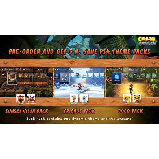 Crash Bandicoot N. Sane Trilogy - Global -PC Steam Digital Code