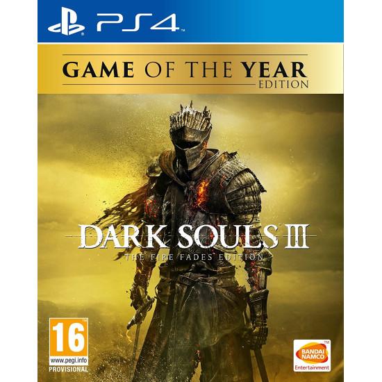 Dark Souls 3 The Fire Fades | PS4