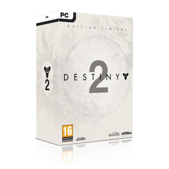 Destiny 2 - Limited Edition | PC - DVD