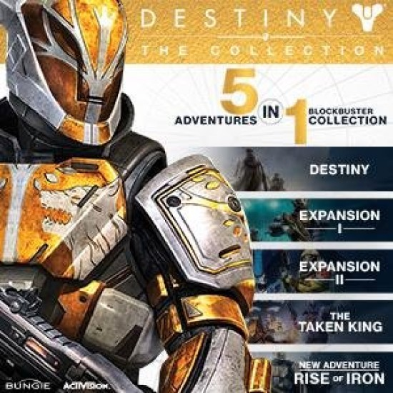 Destiny The Collection | PS4