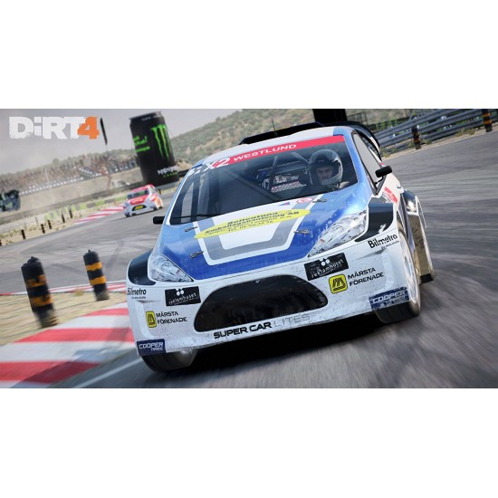 Dirt 4 - Day One Edition | PS4