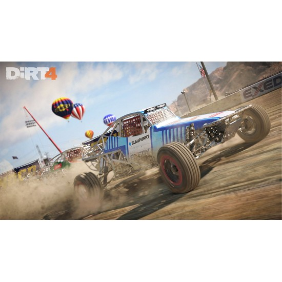 Dirt 4 - Day One Edition | PC - DVD Disc