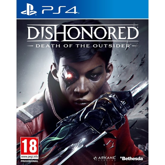 Dishonored Death of the Outsider | PS4