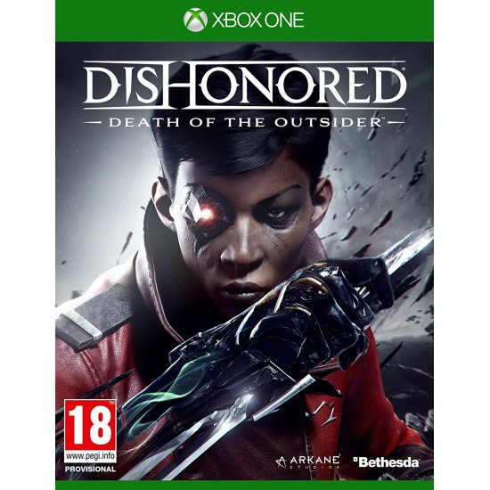 Dishonored Death of the Outsider   XB1