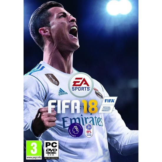 FIFA 18 | PC - DVD Disc