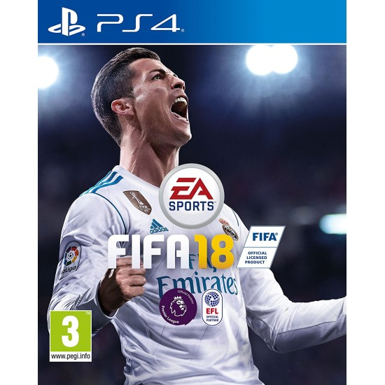 FIFA 18 | PS4